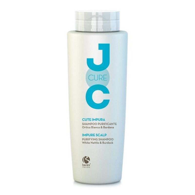 Купить Шампуни Barex, Очищающий шампунь Barex Joc Cure с экстрактом белой крапивы 250 мл