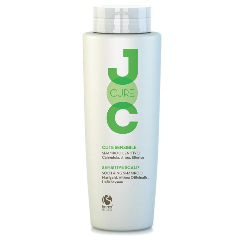 Купить Шампуни Barex, Успокаивающий шампунь Barex Joc Cure с экстрактом календулы, алтея и бессмертника 250 мл