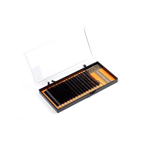 Ресницы Kodi изгиб С 0.15 16 рядов: 11 мм упаковка Butterfly