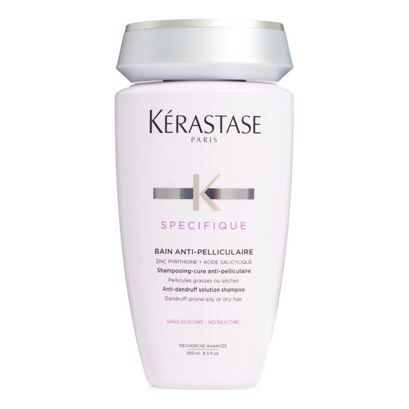 Купить Шампуни Kerastase, Шампунь-ванна Kerastase Specifique Bain Anti-Pelliculaire против перхоти для любого типа волос 250 мл