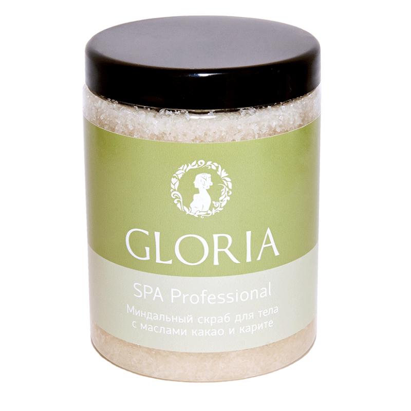 Купить Скрабы для тела Gloria, Скраб для тела Gloria миндальный с маслами 1000 мл