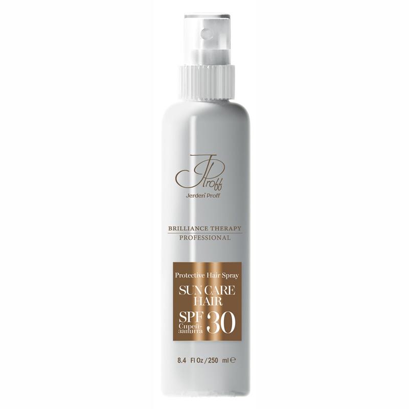 Купить Кондиционеры для волос Jerden Proff, Солнцезащитный спрей Jerden Proff SPF-30 250 мл
