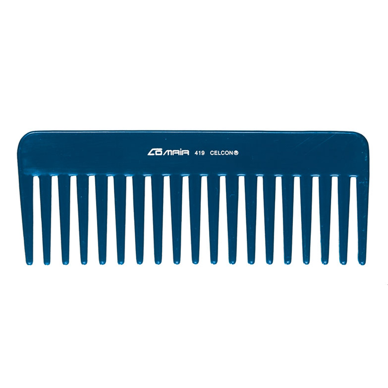 Купить Гребни Comair, Гребень Comair Blue Profi Line 702419 для распрямления волос 160 мм