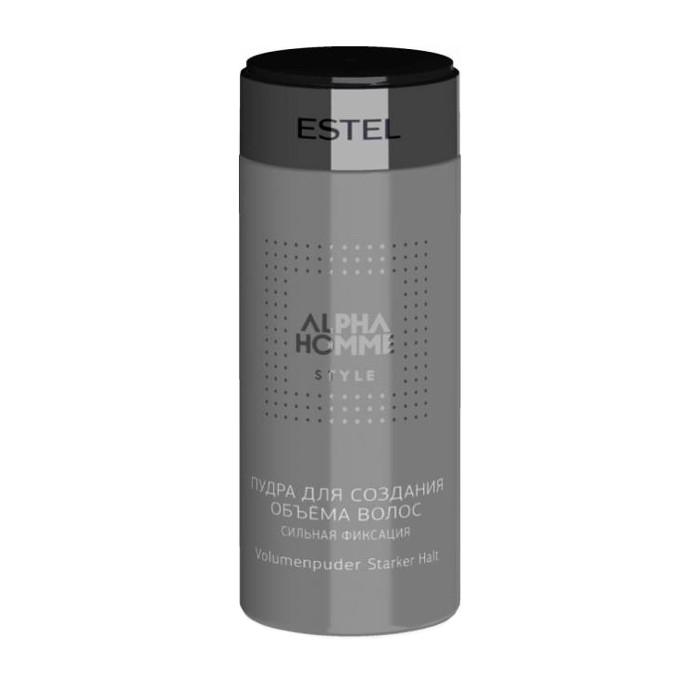 Купить Стайлинг Estel, Пудра Estel Alpha Homme Style для создания объема волос 8 г
