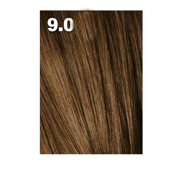 Купить Краска для волос Indola Indola, Краска для волос Indola Permanent Caring Color 9.0 очень светлый блонд натуральный 60 мл