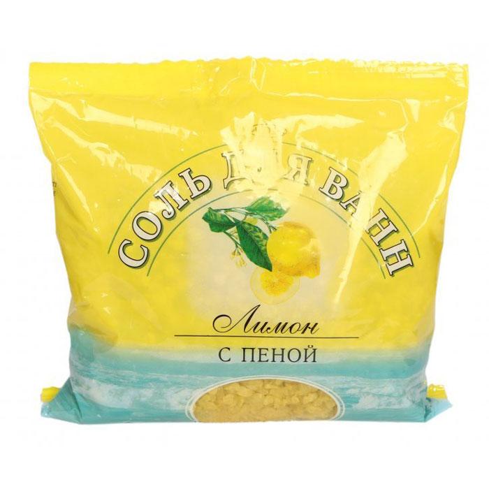 Купить Уход за телом Ароматика, Соль для ванн Ароматика Лимон 500 г