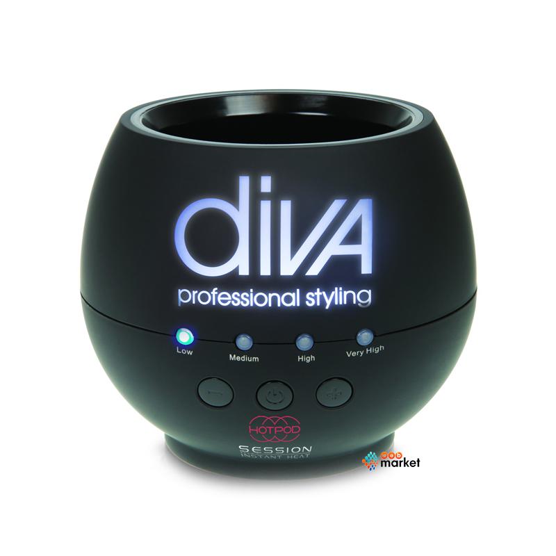 diva База для электробигудей Diva 420 Session Heat Hotpod