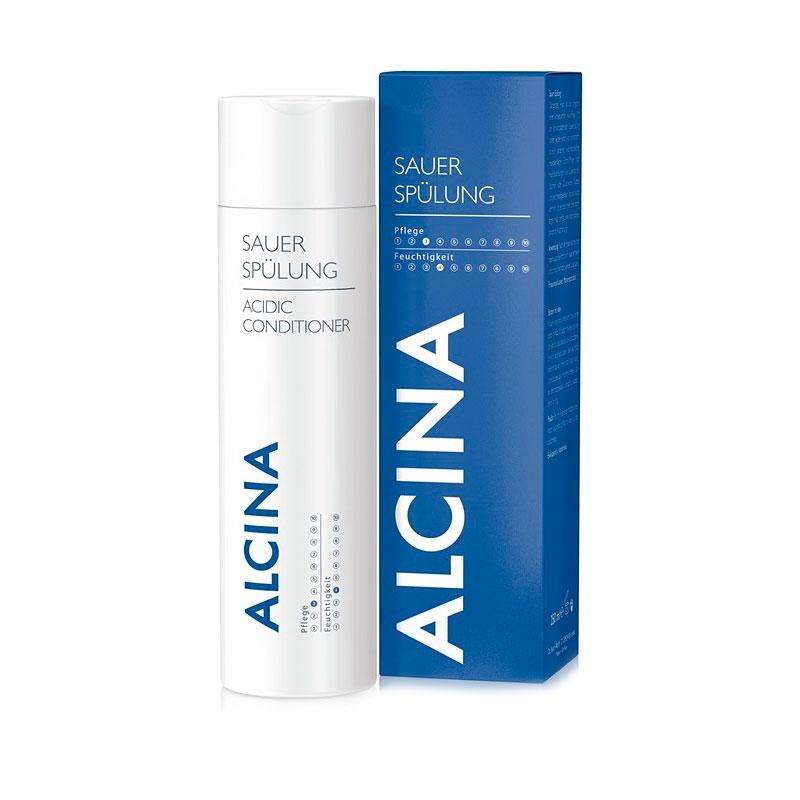 alcina Кондиционер-ополаскиватель Alcina Acidic Conditioner Кислый 250 мл
