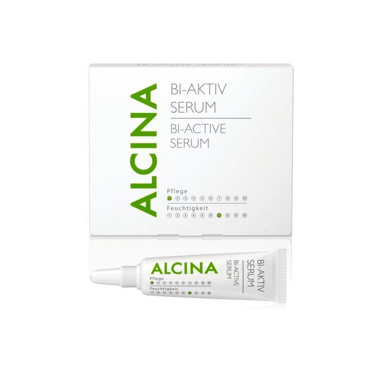 alcina Би-активная сыворотка Alcina Hair Therapie для чувствительной кожи головы 5x 6 мл