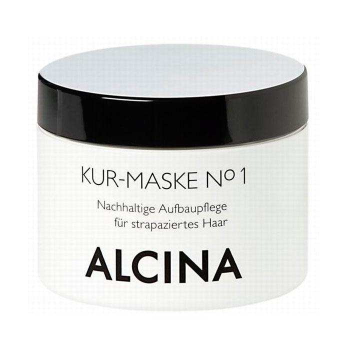 alcina Маска Alcina N°1 лечебная для поврежденных волос 200 мл