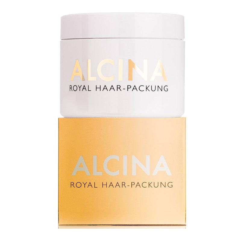 alcina Маска Alcina Royal для укрепления структуры волос 200 мл