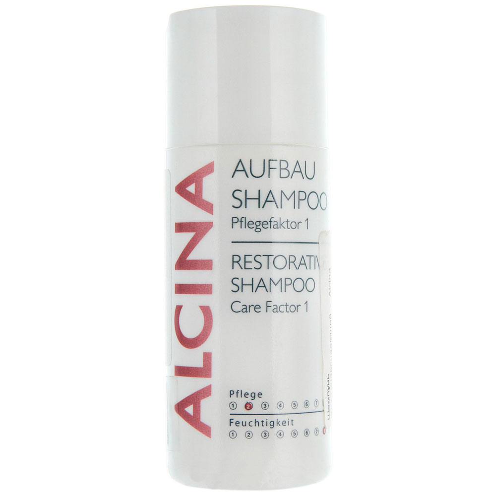 alcina Шампунь Alcina Care Factor 1 восстанавливающий 50 мл