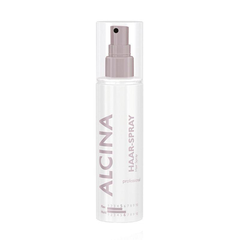 Купить Стайлинг волос Alcina, Капельный лак-спрей для волос Alcina Professional Haar-Spray сильной фиксации 125 мл