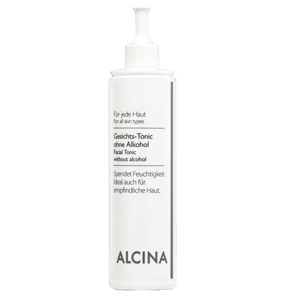 Купить Лосьоны для лица Alcina, Тоник для лица Alcina B Facial Tonic without alcohol без спирта 200 мл