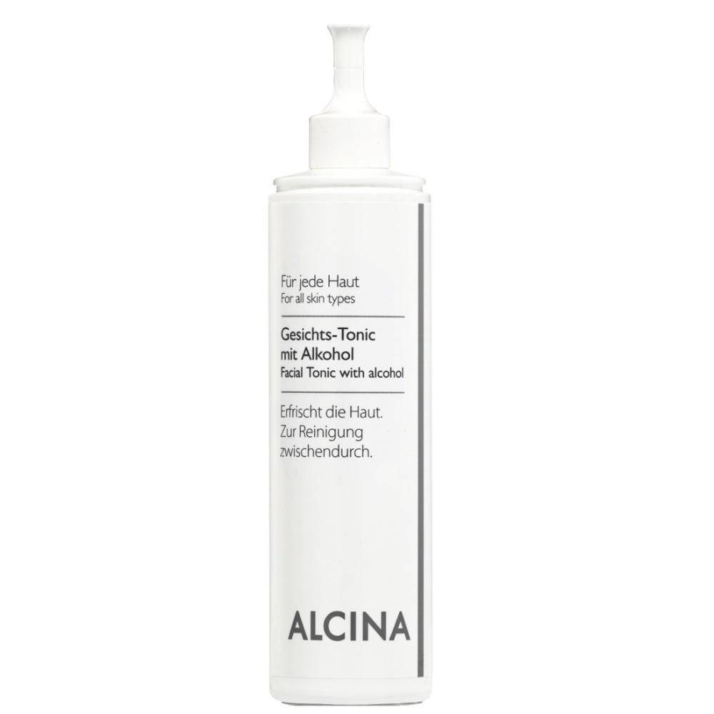 Купить Лосьоны для лица Alcina, Тоник для лица Alcina B Facial Tonic with alcohol со спиртом 200 мл