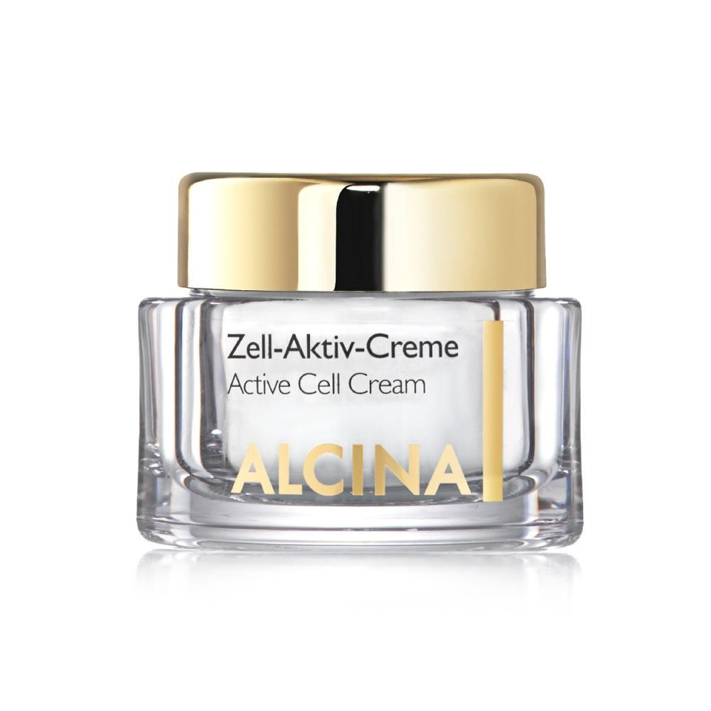 alcina Антивозрастной крем для лица Alcina E Zell Aktiv-Creme клеточно-активный 50 мл