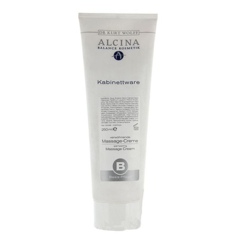 Купить Кремы для лица Alcina, Массажный крем для лица Alcina B Verwohnende Massage-Creme нежный 250 мл
