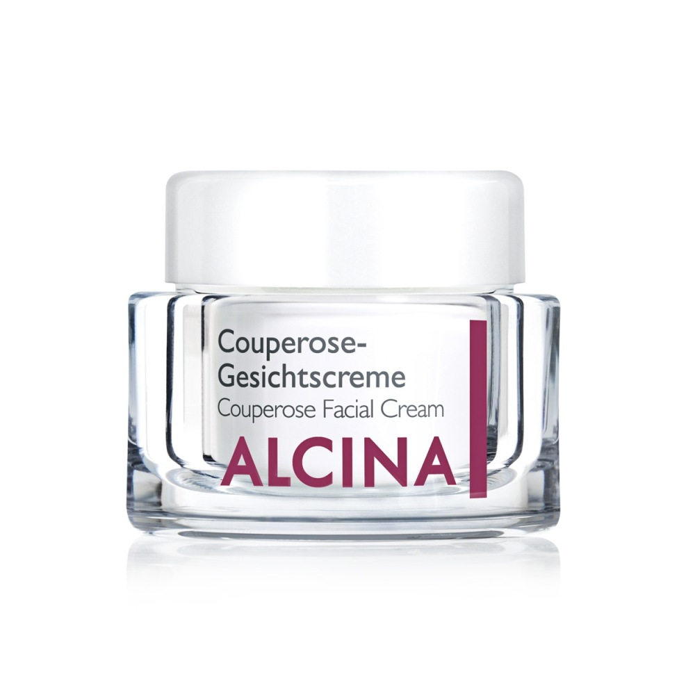 alcina Антикуперозный крем для лица Alcina S Couperose Facial Cream 50 мл