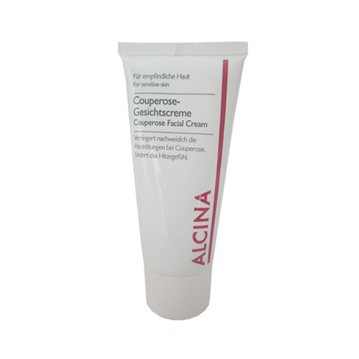 alcina Антикуперозный крем Alcina S Couperose Facial Cream в тубе 50 мл