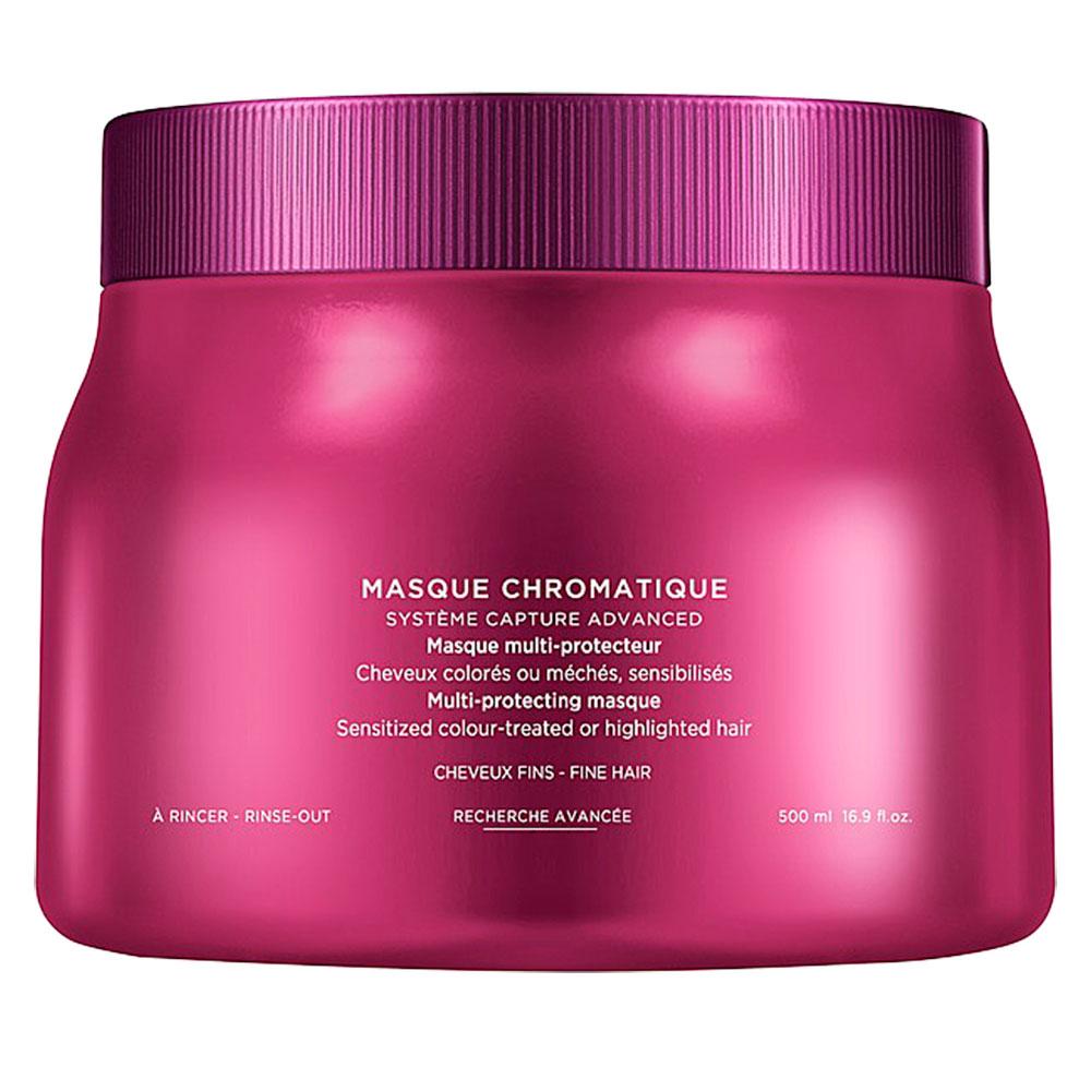 Купить Маски для волос Kerastase, Маска Kerastase Reflection Mask Chromatique для защиты цвета тонких окрашенных волос 500 мл