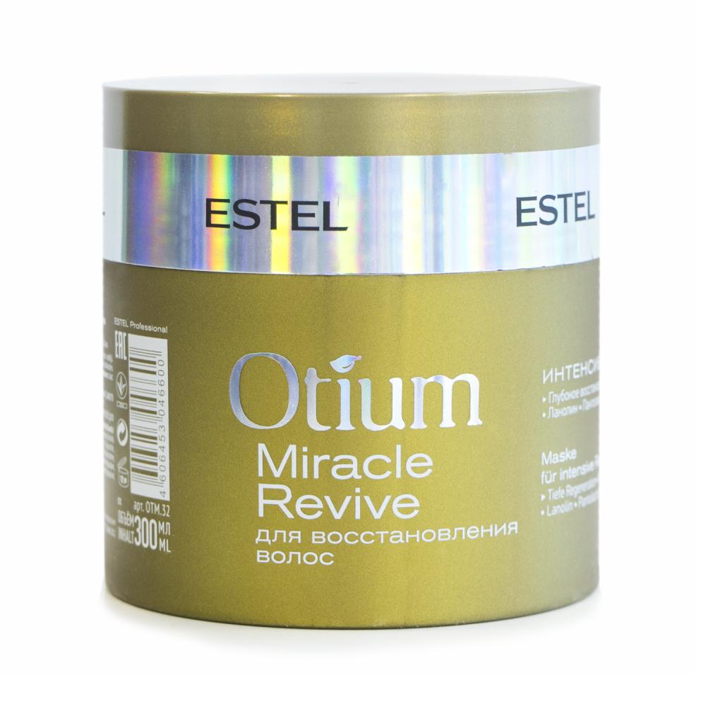 Купить Маски для волос Estel, Маска Estel Otium интенсивная для восстановления волос 300 мл
