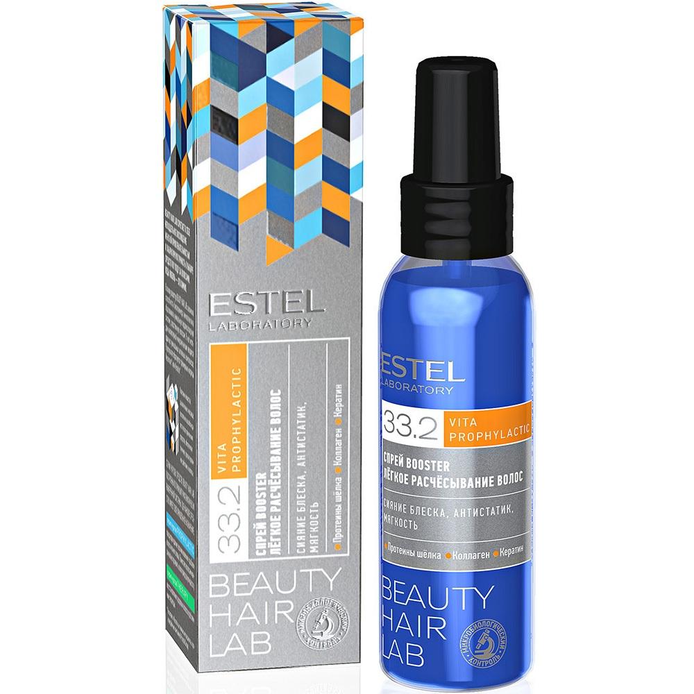 Купить Лосьоны для волос Estel, Спрей Booster Estel Beauty Hair Lab легкое расчесывание волос 100 мл