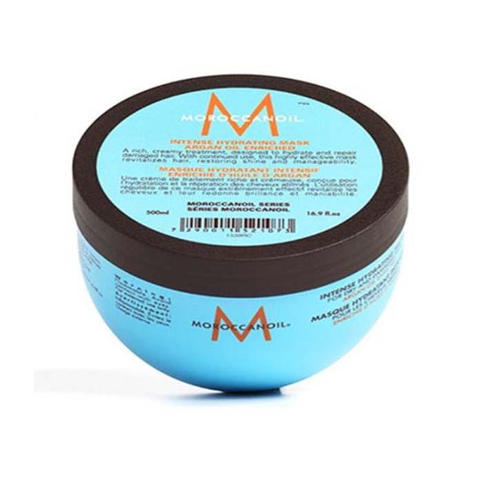 Купить Маски для волос Moroccanoil, Маска для волос интенсивная Moroccanoil Intense Hydrating увлажняющая 500 мл