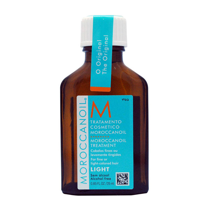 Купить Масла для волос Moroccanoil, Восстанавливающее масло Moroccanоil Treatment для тонких и осветленных волос 25 мл