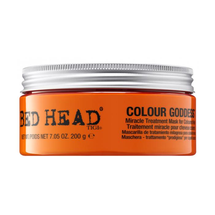 Купить Маски для волос Tigi, Маска Tigi Bed Head Barbie Project Colour Goddess для окрашенных волос 200 мл