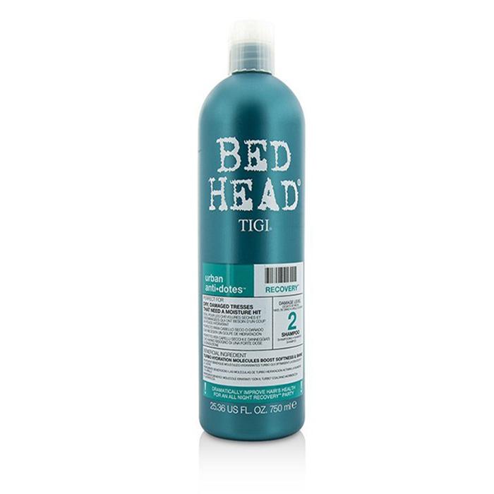 Купить Шампуни Tigi, Шампунь Tigi Urban Antidotes Recovery для сухих уставших поврежденных волос 750 мл