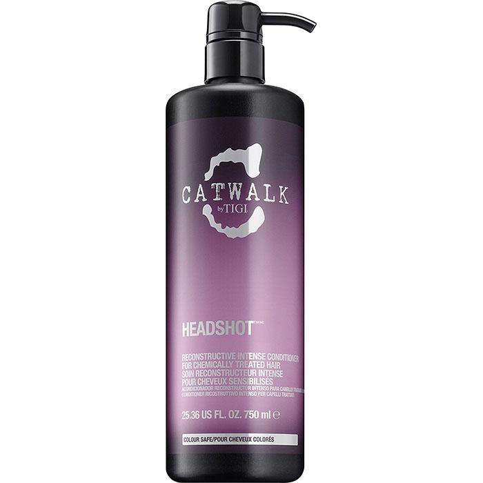 Купить Кондиционеры для волос Tigi, Кондиционер Tigi Catwalk Headshot восстанавливающий для химически поврежденных волос 750 мл