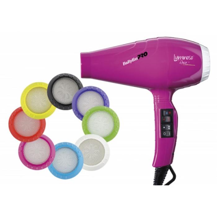 Купить Стандартные фены BaByliss, Фен для волос BaByliss BAB6350IFE Rosa Ionic