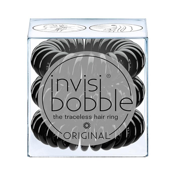 invisibobble Резинка-браслет для волос Invisibobble Original True Black 102111