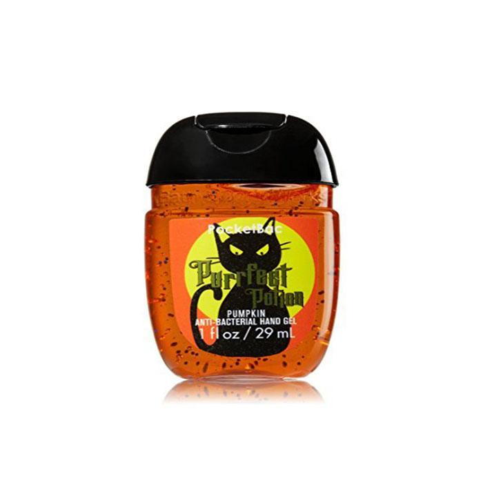 Купить Антисептики для рук Bath & Body Works, Антисептический гель для рук Bath Body Works Halloween Purrfect Pumpkin Sweet Cinnamon 29 мл