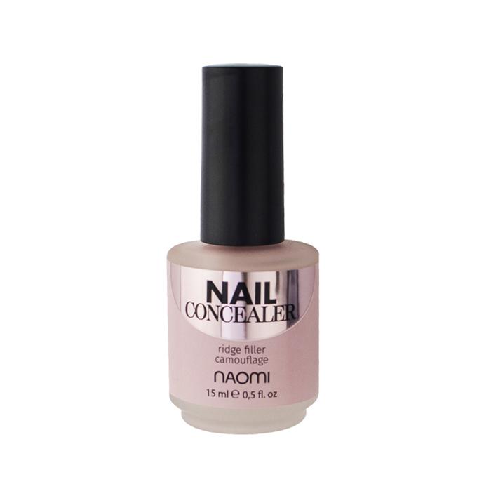 Купить Восстановление и укрепление ногтей Naomi, Консилер для ногтей Naomi Nail Concealer 15 мл