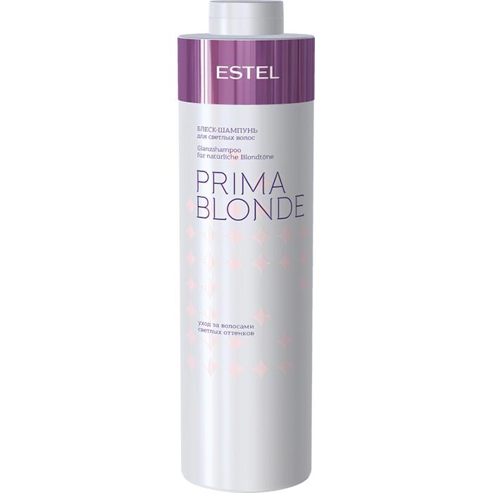 Купить Шампуни Estel, Шампунь Estel Prima Blonde блеск для светлых волос 1000 мл