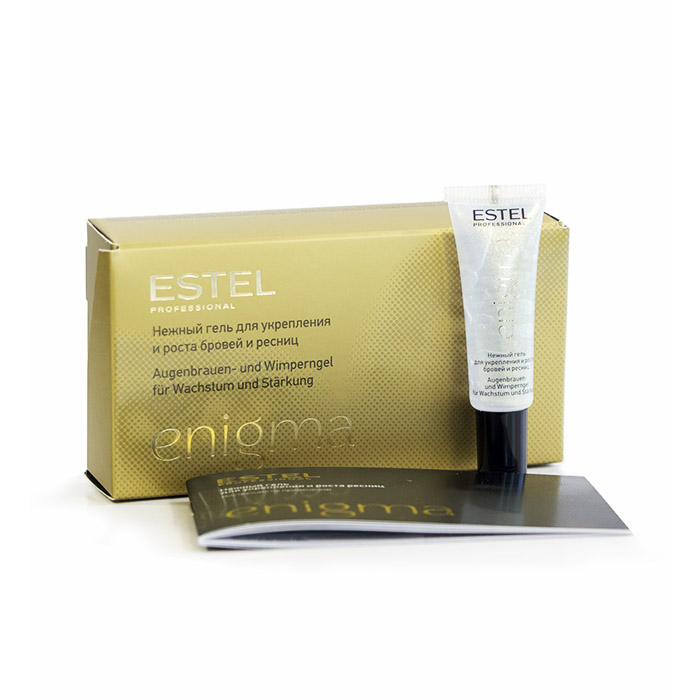 Купить Краски для бровей и ресниц Estel, Гель Estel Enigma для укрепления и роста бровей и ресниц