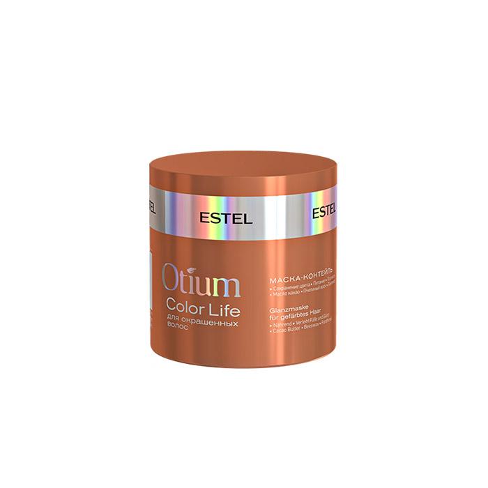 Купить Маски для волос Estel, Маска-коктейль Estel Otium Color Life для окрашенных волос 300 мл