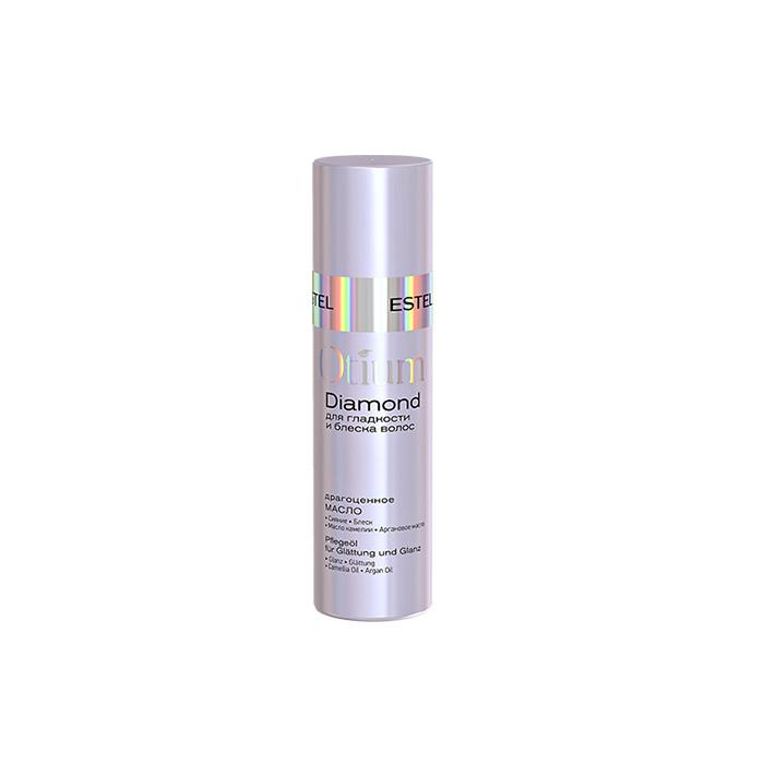 Купить Масла для волос Estel, Масло Estel Otium Diamond драгоценное для гладкости и блеска волос 100 мл