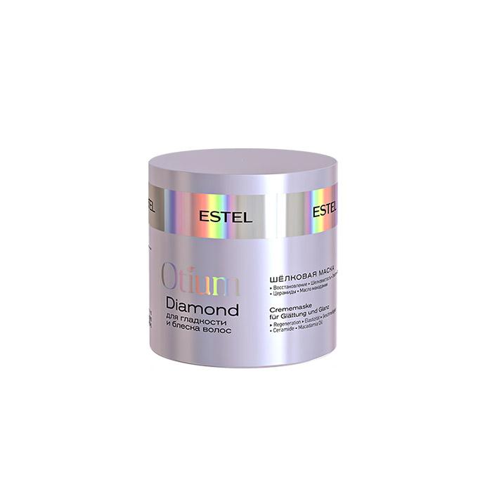 Купить Маски для волос Estel, Маска Estel Otium Diamond для гладкости и блеска волос 300 мл