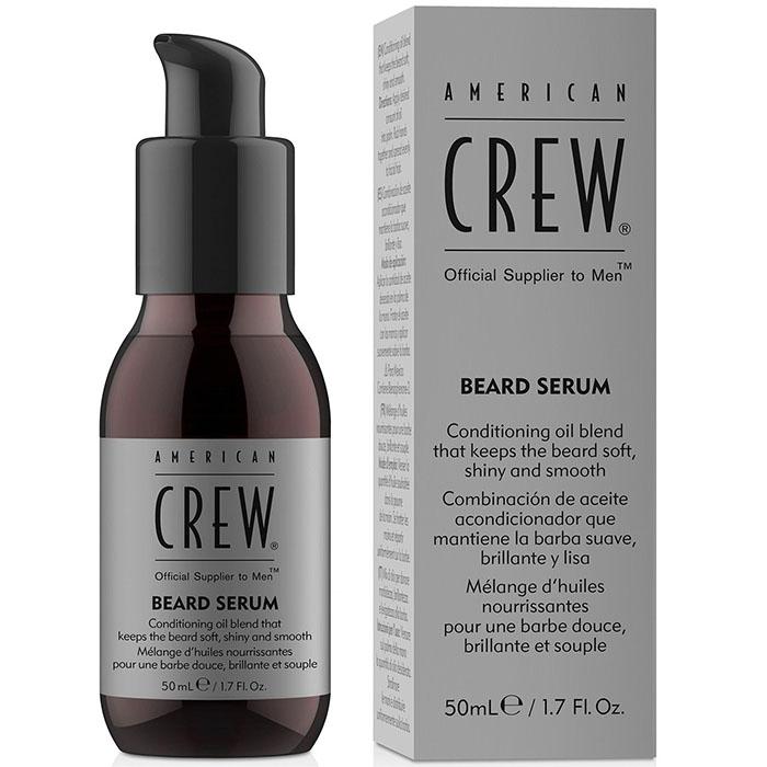 Купить Для мужчин American Crew, Сыворотка для бороды American Crew Crew Beard Serum 50 мл