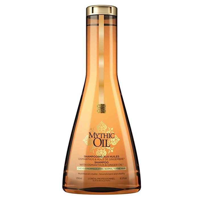 Купить Шампуни L'Oreal Professionnel, Шампунь L'Oreal Professionnel Mythic Oil для тонких волос 250 мл