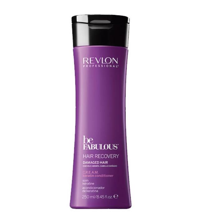 Кондиционер Revlon Professional Be Fabulous Recovery с кератином 250 мл