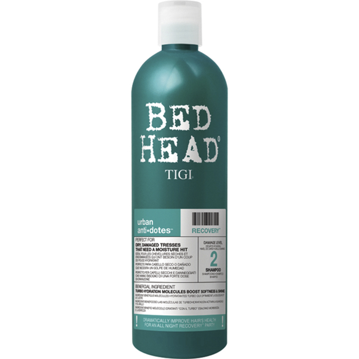 Купить Шампуни Tigi, Шампунь Tigi Urban Antidotes Recovery для сухих уставших поврежденных волос 1500 мл