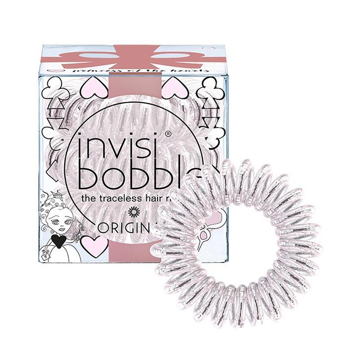 Купить Парикмахерские инструменты Invisibobble, Резинка-браслет для волос Invisibobble Original Princess of the Hearts