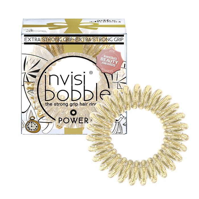Купить Парикмахерские инструменты Invisibobble, Резинка-браслет для волос Invisibobble Power Golden Adventure