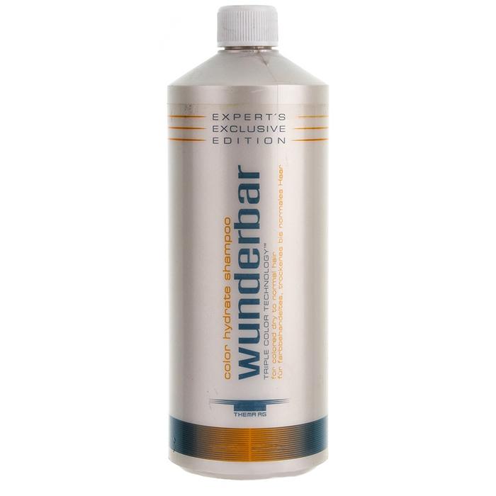 Купить Шампуни Wunderbar, Шампунь Wunderbar Color Recover увлажнение для окрашенных, нормальных и сухих волос 1000 мл