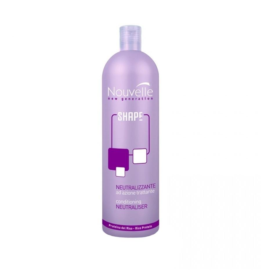 Купить Химическая завивка Nouvelle, Нейтрализатор для волос Nouvelle Conditioning Neutralizer 1000 мл