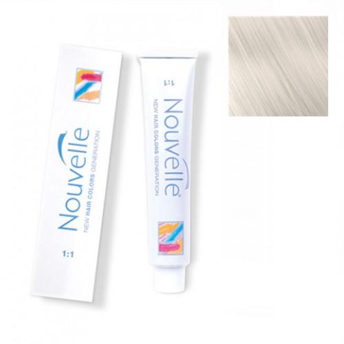 Крем-краска для волос Nouvelle Hair Color 12.20 аметистовый блондин 100 мл