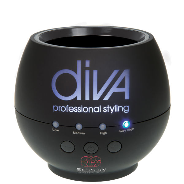 diva professional База для электробигудей Diva 420 Session Heat Hotpod